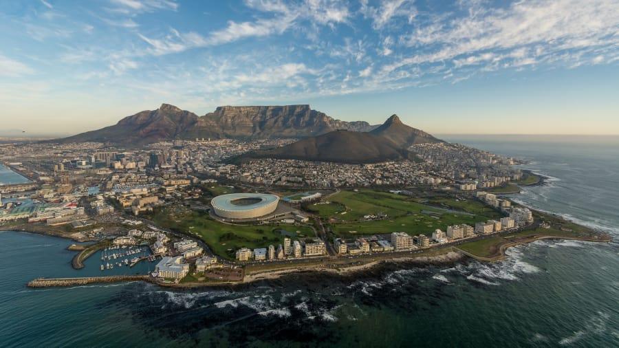 Góra Stołowa - Zdjęcie Afryka