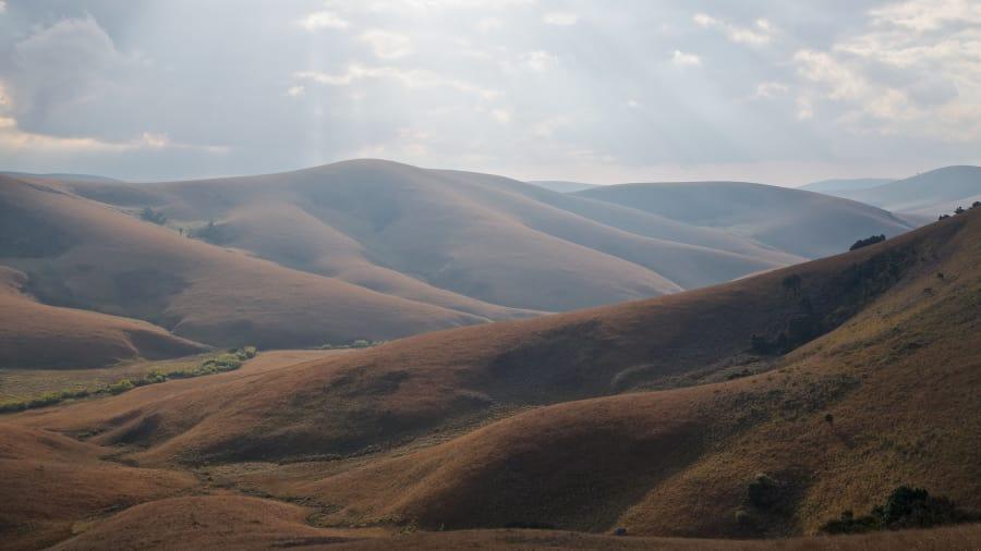 Park Narodowy Plateau Nyika - Zdjęcie Afryka