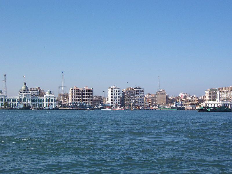 Port Said - Egipt