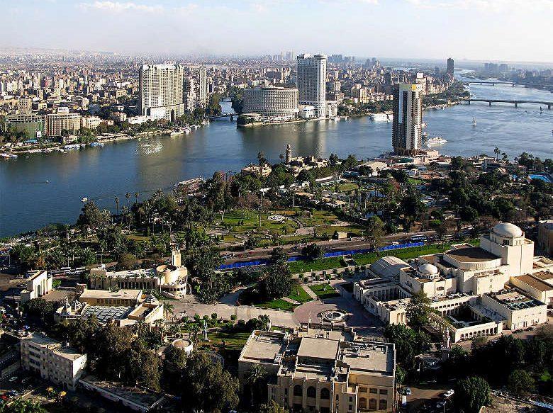 Kair stolica Egiptu